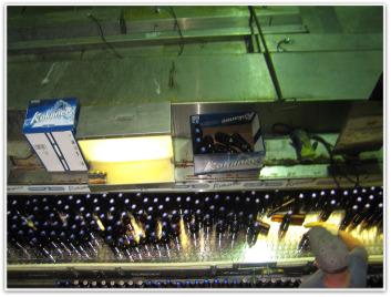 Kokanee Beer Brewery