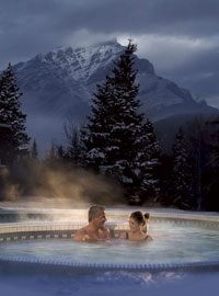 Fairmont Banff Springs Hotel Willow Stream Spa