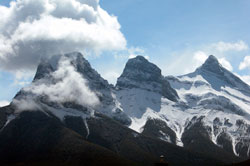 Three Sisters Canmore