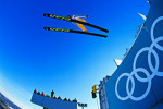 olympic ski jumper