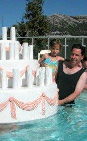 75 Birthday Banff Upper Hot Springs