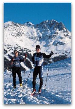 Cross Country Skiing at Whistler BC